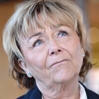 Försvarsutskottets ordförande Beatrice Ask (M).