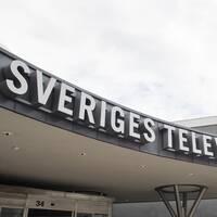 TV-huset i Stockholm.
