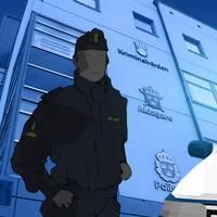 De två poliserna menar att befälets beteende mot kvinnliga kollegor varit känt länge inom Polisen – även när han rekryterades till en ny chefstjänst.