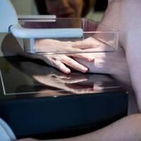 Mammografi-undersökning