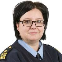Polisområdeschef Susanne Hagström Rosenqvist