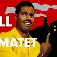Reportern Babi möter ett gäng människor med helt olika förhållningssätt till klimatförändringarna.