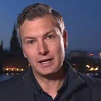 """SVT:s Christoffer Wendick: """"Det var en kalldusch för Boris Johnson"""""""