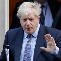 Boris Johnson, Storbritanniens premiärminister
