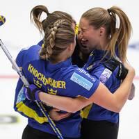 Lag Anna Hasselborg vann i grand slam-touren i Kanada.