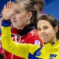 Anna Hasselborgs svenska landslag inledde hemma-EM på ett bra sätt.