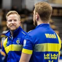 Daniel Magnusson och Niklas Edins Sverige har fått en bra start på EM.
