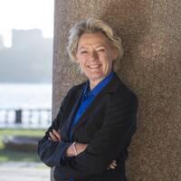 Ulla Hamilton, vd för Friskolornas riksförbund.