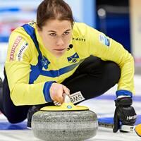 Lag Anna Hasselborg är klart för semifinal i curling-EM.