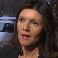 Arbetsmarknadsminister Eva Nordmark (S)