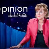 Belinda Olsson i Opinion live