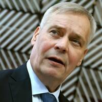 Finlands statsminister Antti Rinne från det socialdemokratiska partiet SDP.