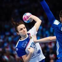 Anna Vjachireva i EM-finalen i fjol.