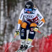 Sandra Näslund har fått en flygande start på säsongen.