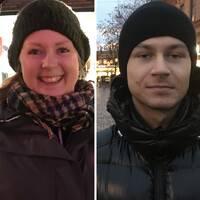Varbergsborna Gert, Anna och Alexander.