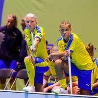 Amanda Delgado Johansson, Moa Tschöp, Anna Wijk och Alice Granstedt.