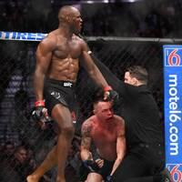 UFC-mästaren Kamaru Usman besegrade kaxige utmanaren Colby Covington i natt.