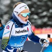 Stina Nilsson och Anders Blomquist.