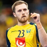 Albrin Lagergren.
