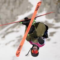 Melvin Morén knep silvret i freeski slopestyle under ungdoms-OS i Lausanne.