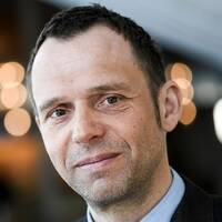 Riksdagsledamoten Jens Holm (V)