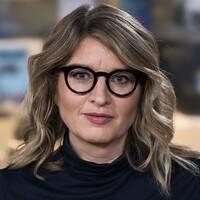 SVT:s ekonomikommentator Johanna Cervenka