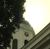 Domkyrkan i Härnösand.
