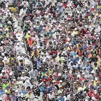 I fjol sprang runt 38000 löpare Tokyo Marathon. I år blir det betydligt färre.