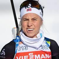 Tiril Eckhoff och Hanna Öberg.