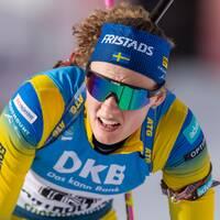 Hanna Öberg har vunnit både OS- och VM-guld på distans.