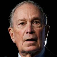 Mike Bloomberg, demokratisk presidentaspirant.