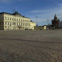Finland isolerar Helsingfors