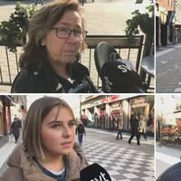 """""""Det känns vettigt"""", säger Mia Nylander, som är en av de SVT pratat med, med anledning av det nya förbudet till följd av coronaviruset."""