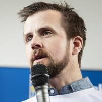 Jonas Peterson fick sparken efter bara fyra månader som landslagschef.