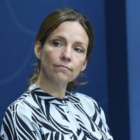 Sara Byfors, chef för laborativ bakterieövervakning, Folkhälsomyndigheten