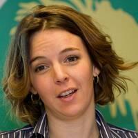 Zaida Catalán var under tidigt 2000-tal Grön Ungdoms språkrör