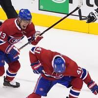 Paul Byrons Montreal är nära att slå ut Pittsburgh.