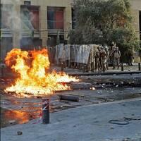 Sammandrabbningarna i Beirut