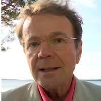 SVT:s Finlandskorrespondent Hasse Svens