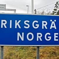 Gränspostering Norge-Sverige