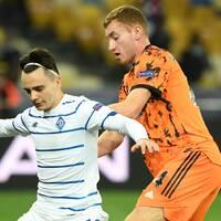 Dejan Kulusevski debuterade i Champions League