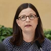 Utbildningsminister Anna Ekström (S).