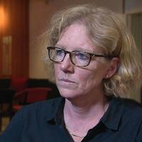 Eva Melander, Region Skånes smittskyddsläkare.