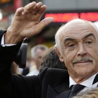 Skådespelaren Sean Connery.