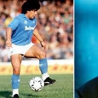 Maradona och Sven-Gäran Eriksson