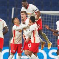 Leipzig vann – efter dramatiska slutminuter i Turkiet