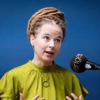 Kultur- och idrottsminister Amanda Lind (MP).
