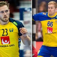 Albin Lagergren och Anton Lindskog är fortfarande inte borträknade från VM.