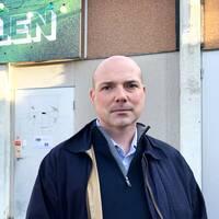 Filip Issal (L), vice ordförande i arbetsmarknadsnämnden.