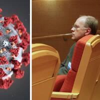 coronavirus, smittskyddsläkare Bengt Wittesjö